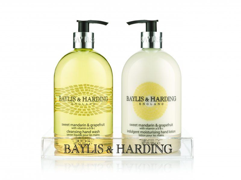 Baylis & Harding 500ml Hand Care Set