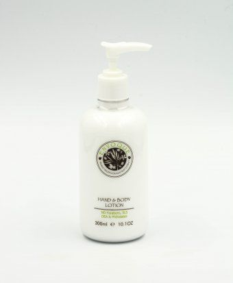 Envoque 300ml Hand/Body Lotion - Refillable - (Brackets Available)