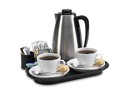 Northmace Guest Kettle & Courtesy Tray Combination - VALETTE