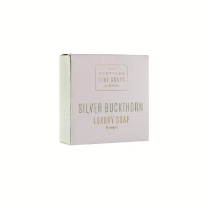 Silver Buckthorn 25g Boxed Soap